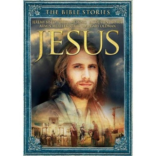 Bible Stories:Jesus (DVD)