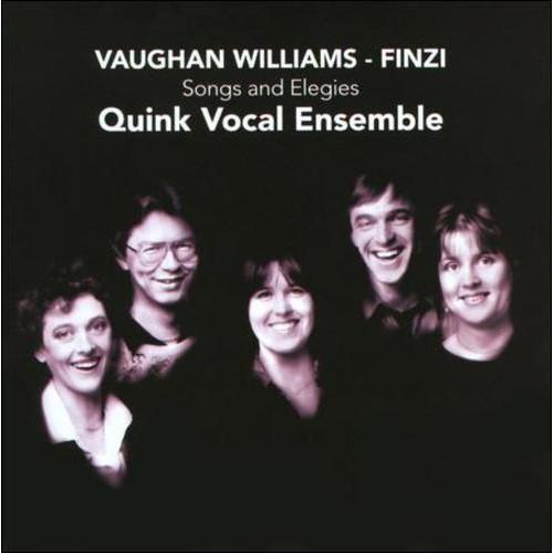 Vaughan Williams, Finzi: Songs and Elegies [CD]
