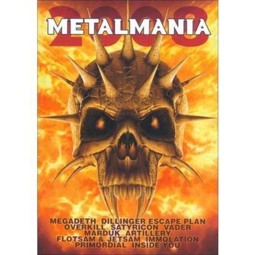 Metalmania 2008 (Widescreen)