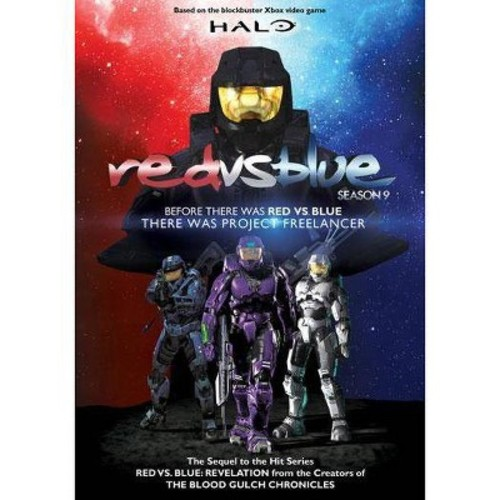 Red Vs. Blue: Season 9 (DVD)