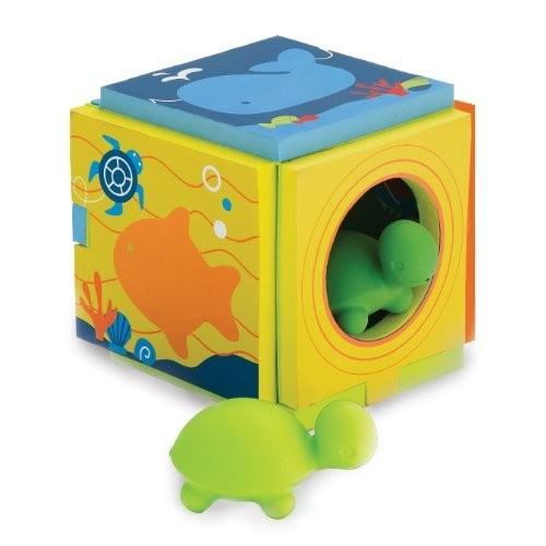 Skip Hop Turtle Island Play Set Bath Toy