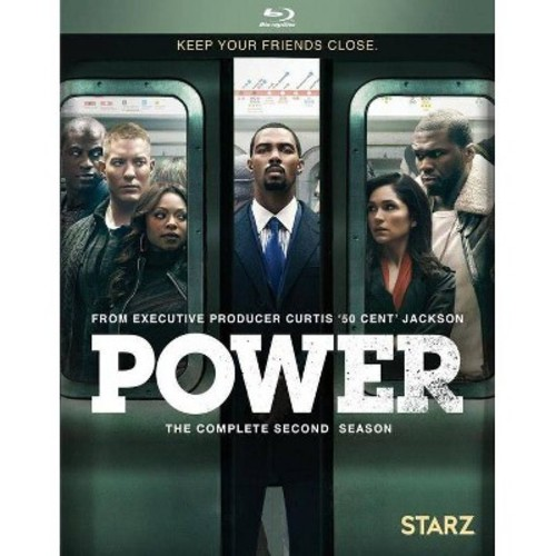 Power: The Complete Second Season (Blu-ray)