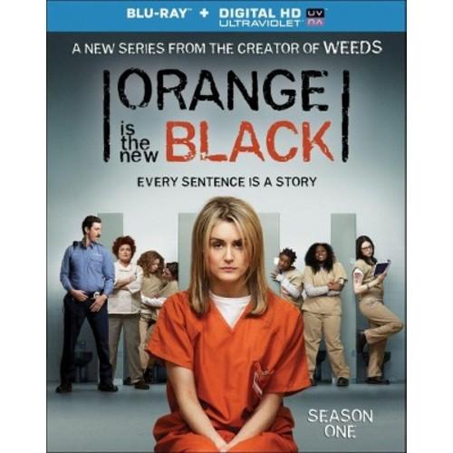 Orange Is the New Black [BLU-RAY]
