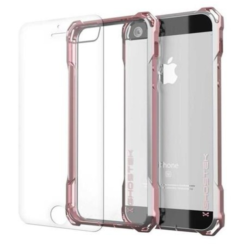 Covert Series Case for Apple iPhone SE, Peach GHOCAS373