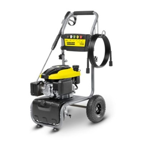 Karcher 2700 PSI Gas-Powered Pressure Washer in Yellow/Black