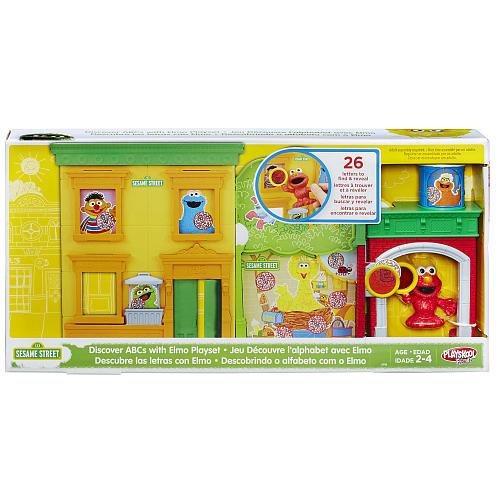 Playskool Friends Sesame Street Discover ABCs with Elmo