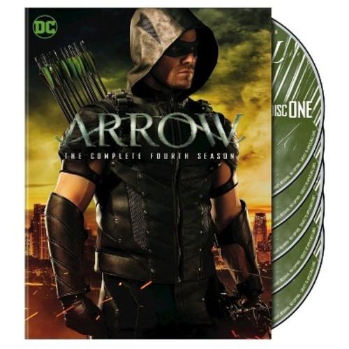 Arrow - Season 4 (DVD)