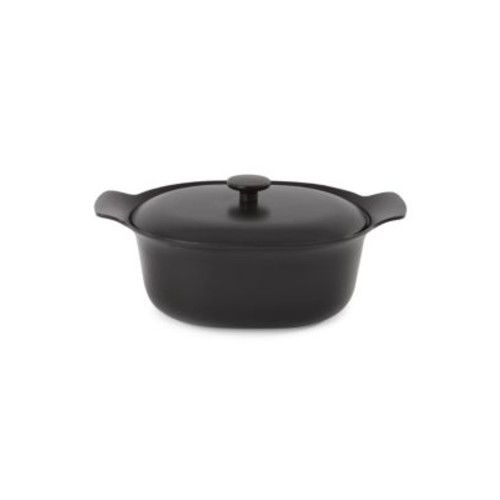 Berghoff - Ron Cast Iron Covered Casserole- 5.5-Quart