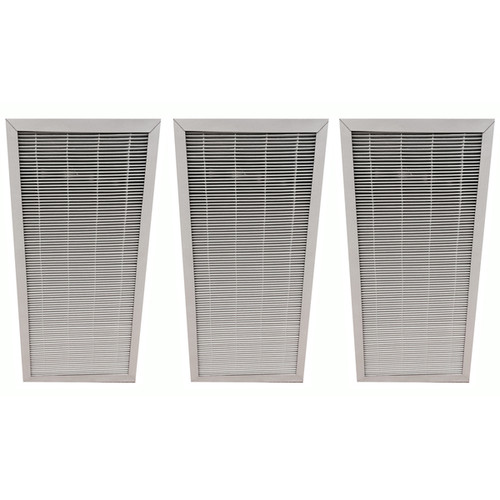 3 Blueair Air Purifier Filters Fit 400 Series Air Purifiers