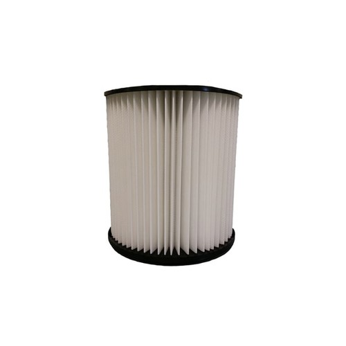 Dirt Devil 7in Central Vacuum Filter Fits Pro Series 390 590 690 890 990 Platinum Force 299e Part # 8106-01 By Crucial Vacuum