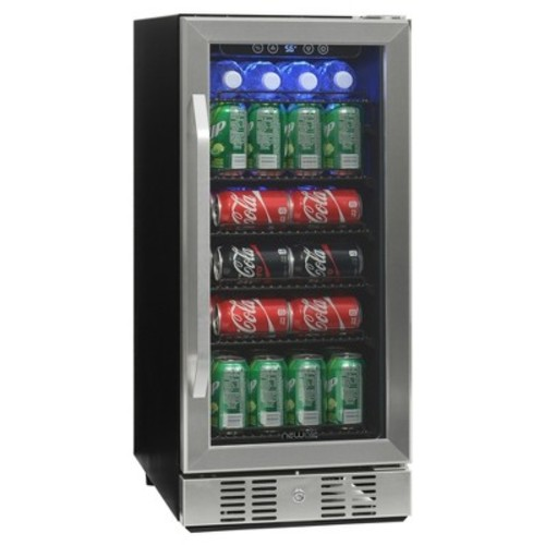 Air 15 in. 96-Can Beverage Cooler