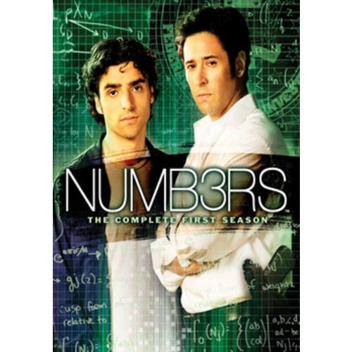 UNIVERSAL STUDIOS HOME ENTERT. Numbers: Season 1