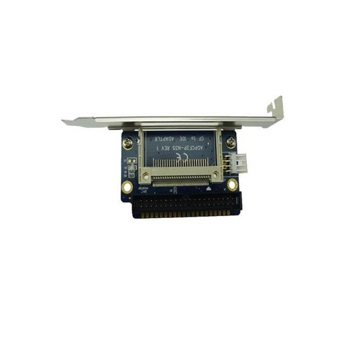 CF To 40 Pin Male IDE Adapter PCB Converter As 3.5 IHDD Drive For Laptop