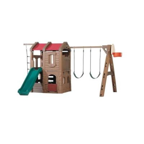 Step2 Naturally Playful Adventure Lodge Playset