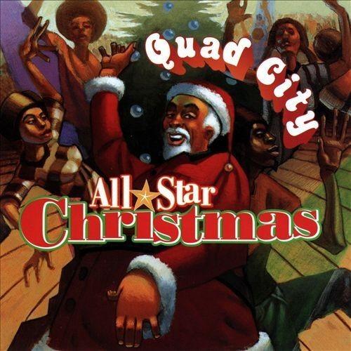 Quad City All-Star Christmas CD