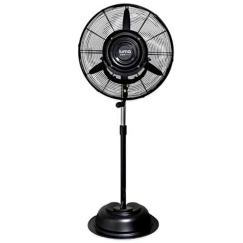 Luma Comfort MF24B 24-Inch 3-Speed Oscillating Misting Fan