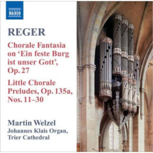 Reger: Organ Works, Vol. 8