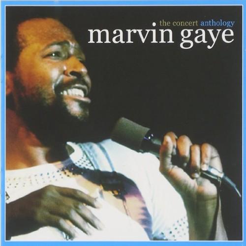 Marvin Gaye - Concert Anthology