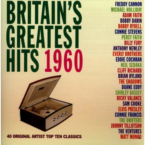 Britain's Greatest Hits 1960 [CD]
