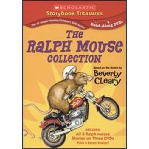 The Mouse and the Motorcycle Collection [3 Discs]