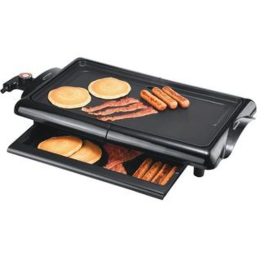 Brentwood TS-840 Non-Stick Electric Griddle - 1400W