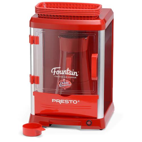 Presto Fountain Theatre Hot Air Popcorn Popper