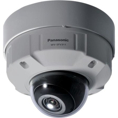 Panasonic WV-SFV311 1.3MP 720p HD Outdoor IR Day & Night VR Network Camera WV-SFV311
