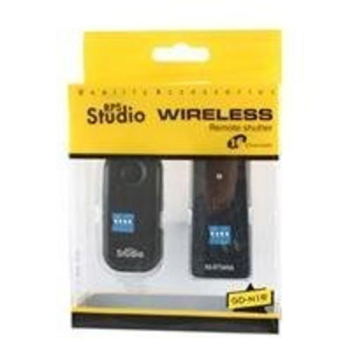 Wireless Shutter Release for Nikon D90 & D5000 Cameras