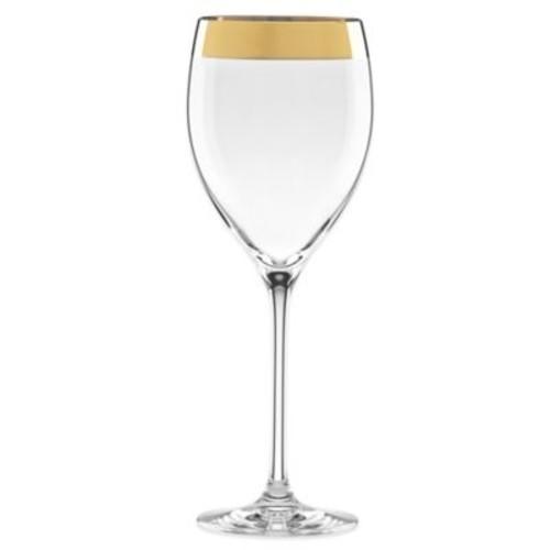 Lenox Timeless Wide Gold Goblet