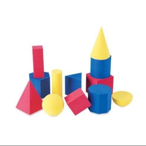 Learning Resources Soft Foam Geometric Shapes (LER6120)