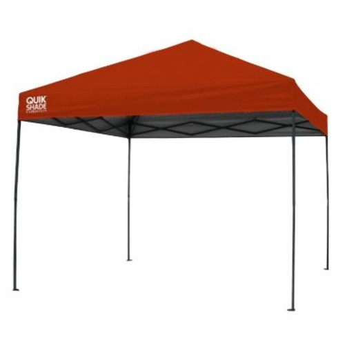Quik Shade Expedition 100 Team Colors 10 ft. x 10 ft. Red Instant Canopy