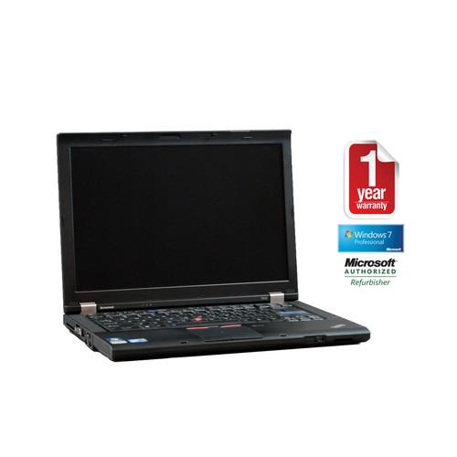 Lenovo T410-REFURB T410 refurbished laptop PC I5 2.53/4GB/320GB/DVDRW/14.1/Win10P64bit