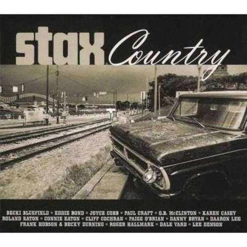 Stax Country [Audio CD]