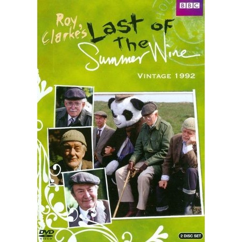 Last of the Summer Wine: Vintage 1992 [2 Discs] [DVD]