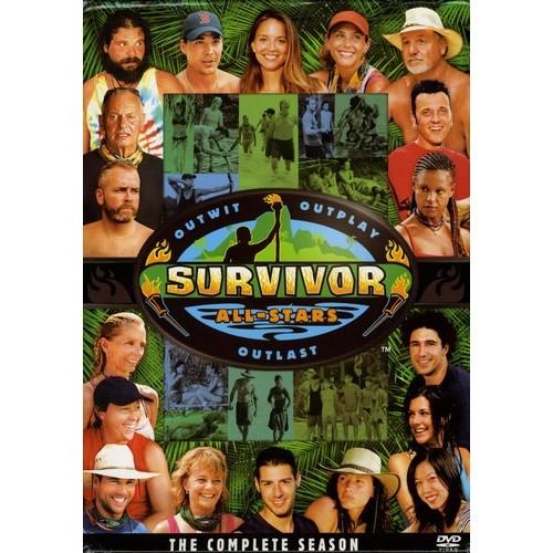Survivor: All Stars - The Complete Season ( (DVD))