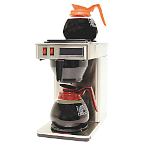CoffeePro 2-Burner Commercial Pour-Over Brewer