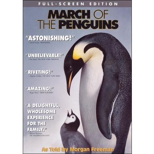 March of the Penguins [P&S] [DVD]