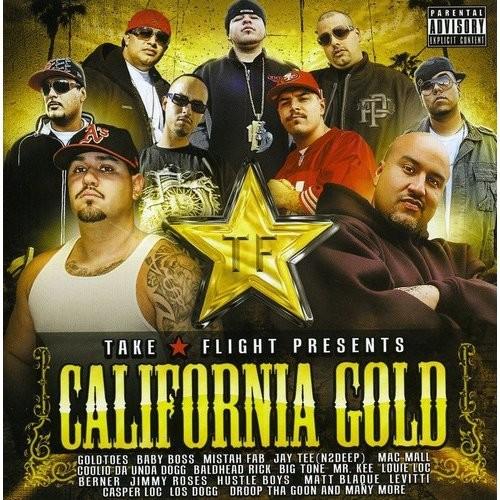 California Gold [CD] [PA]