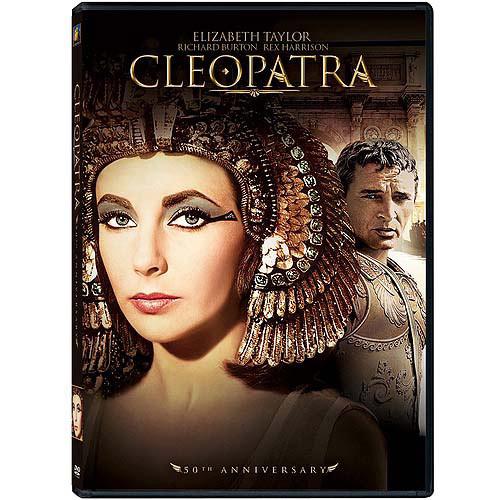 Cleopatra [50th Anniversary] [Blu-ray] [1963]
