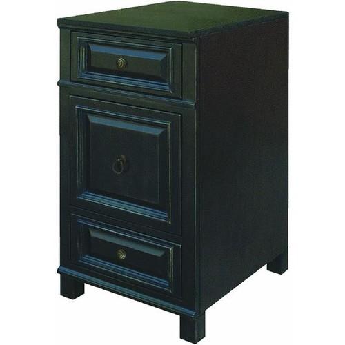 Sunny Wood Barton Hill Linen Cabinet Base - BH1821B