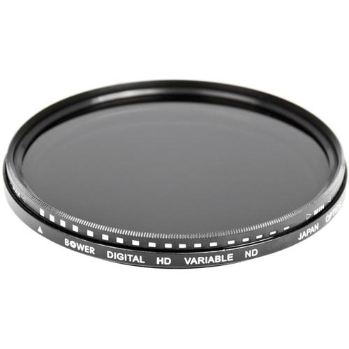 58mm Variable Neutral Density Filter