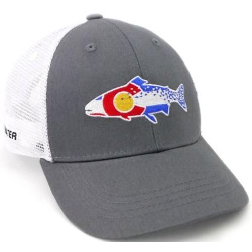 RepYourWater Men's Colorado Cutthroat Mesh-Back Cap
