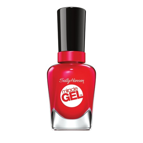 Sally Hansen Miracle Gel, Red Eye, 0.5 fluid oz