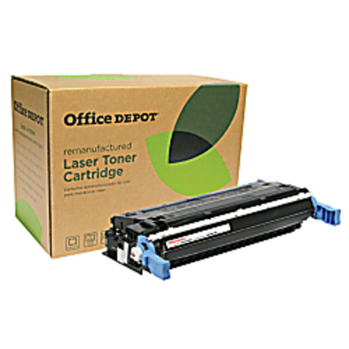 Office Depot Brand 23A (HP 641A / C9723A) Remanufactured Magenta Toner Cartridge