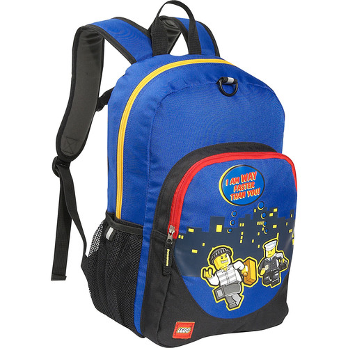 LEGO Police City Nights Classic Backpack