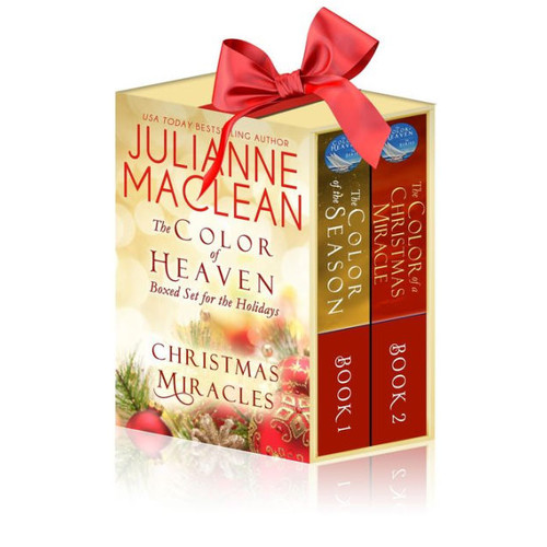 Christmas Miracles (The Color of Heaven Series)