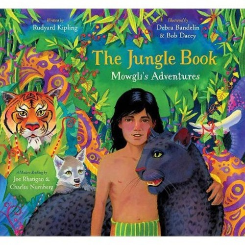 The Jungle Book: Mowgli's Adventures (Hardcover)