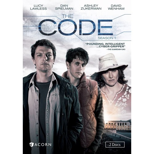 The Code: Series 1 [DVD]