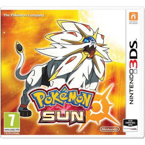 Pokmon Sun Nintendo 3DS