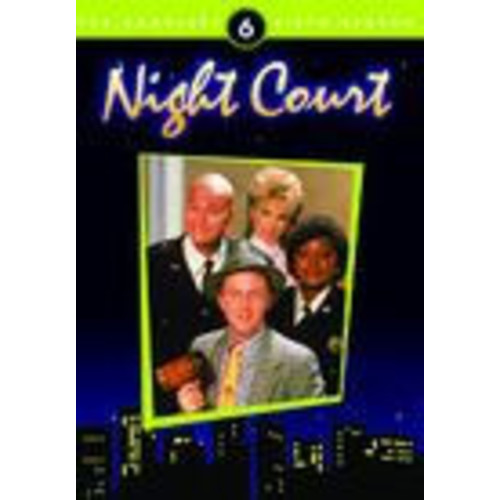 Night Court: The Complete Sixth Season [3 Discs]